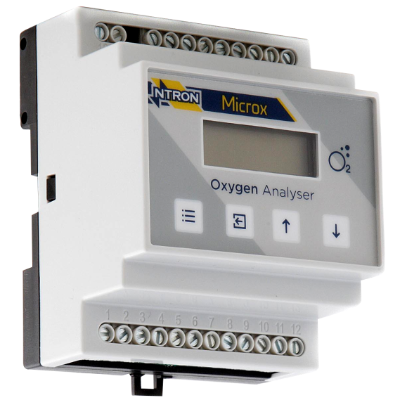 Microx Oxygen analyzer